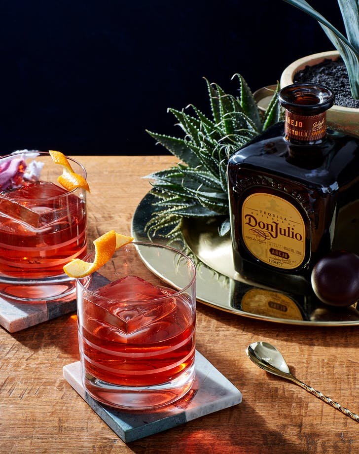 don julio negroni recipe