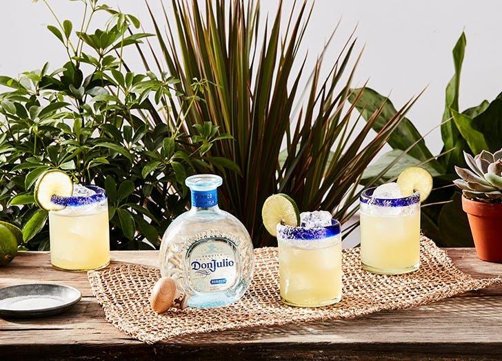 don julio low sugar tequila mixer substitutes margarita