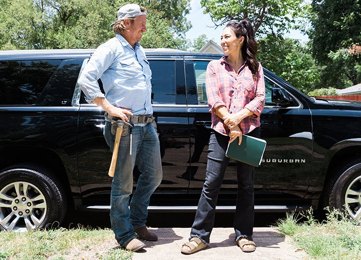 Magnolia Network Is Rebooting 'Fixer Upper' with Chip & Joanna Gaines