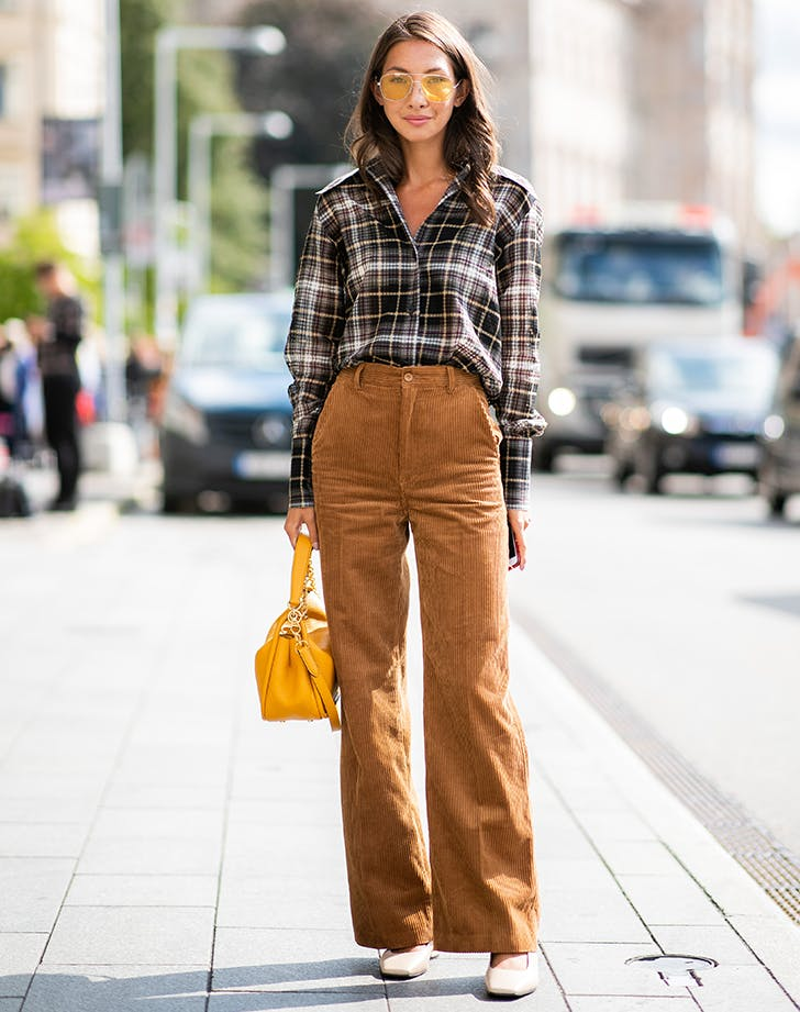 flannel outfits 70s inspired