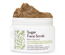 forest heal Face Sugar Scrub