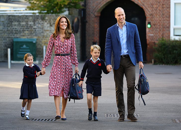 How Much Do Prince William & Kate Middleton Pay for George & Charlotte's Tuition?