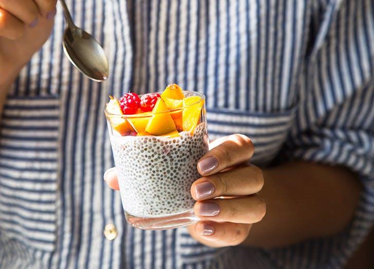 immune foods chia seeds