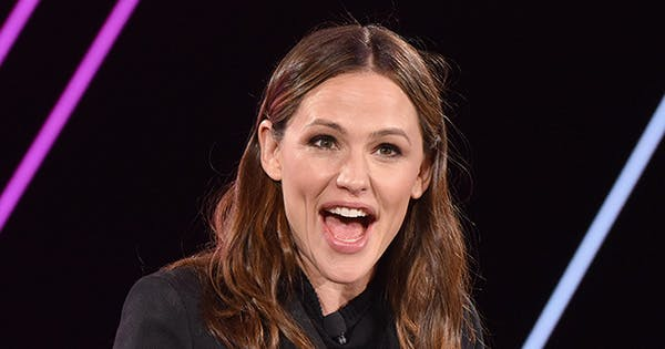 Jennifer Garner Shares Rare Glimpse of Her Bedroom (with a Huge Sofa at the Foot of Her Bed)
