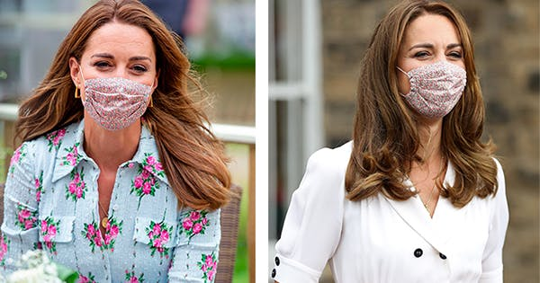 How to Recreate Kate Middleton's Prettiest Summer Outfits (And Yes, They Include Masks)