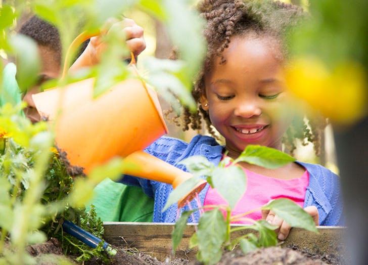 kids gardening ideas give kids ownership