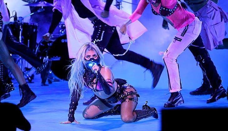 lady gaga vmas performance