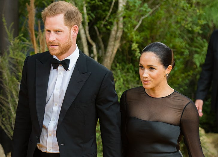 Prince Harry Visited Meghan Markle on Set of 'Suits' Before She Left the Show