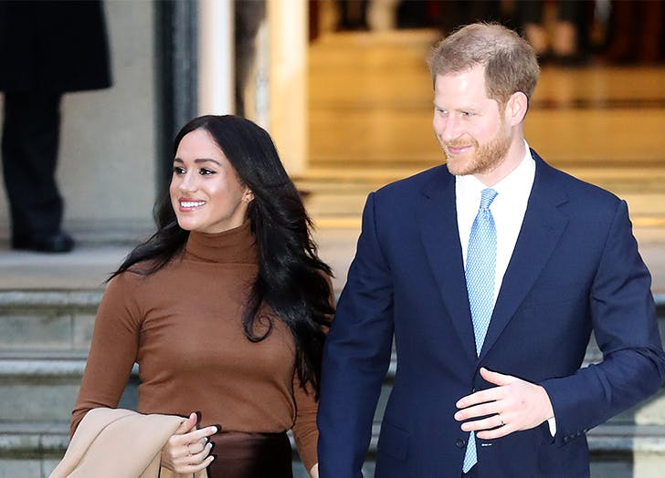 Whoa, Meghan Markle & Prince Harry Just Signed a Massive Deal with Netflix—Here's What We Know