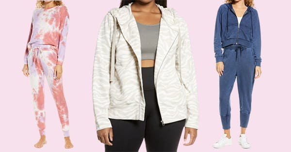 Upgrade Your Loungewear Collection with These 10 Cozy Pieces from the Nordstrom Anniversary Sale