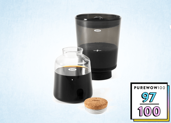 oxo compact cold brew maker review