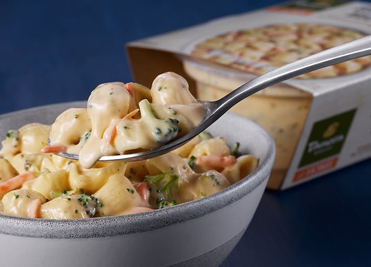 Panera Bread Broccoli Cheddar Mac and Cheese Exists, So You'll Never Have to Choose Between Soup and Pasta Again