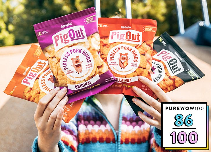 pigout pigless pork rinds review CAT