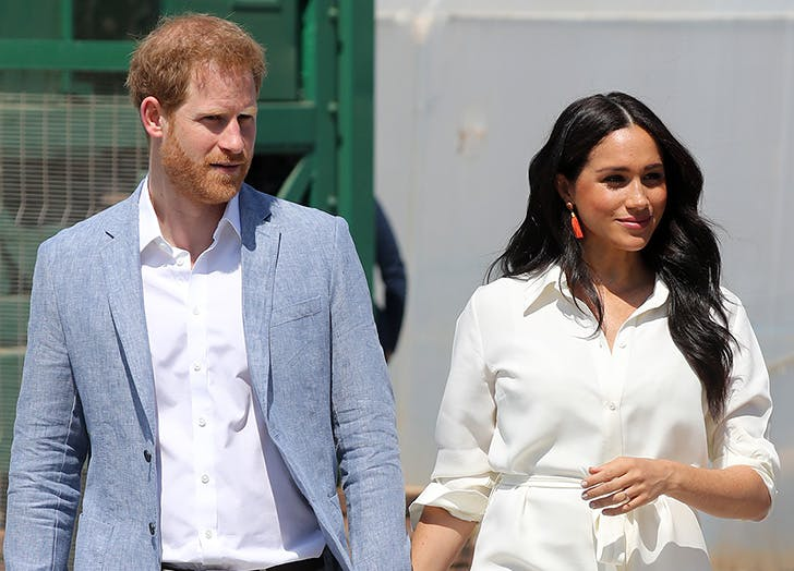 The Special Meaning Behind Prince Harry & Meghan Markle's New Dog's Name