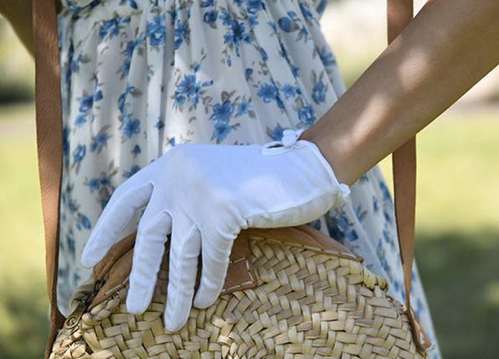 Queen Elizabeth's Go-To Glove Designer Just Released an Antiviral Pair to Help Combat Coronavirus