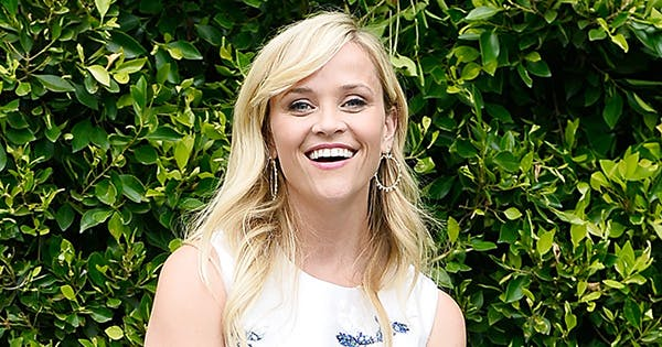 Reese Witherspoon Shares Rare Glimpse of Her Backyard (& Massive Pool!)