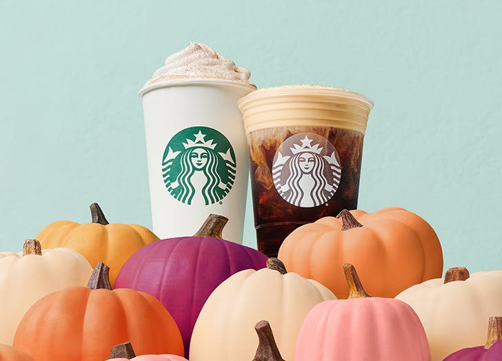 Starbucks Just Released Its Fall Menu—and a Hotline for Anyone Who's Over Summer