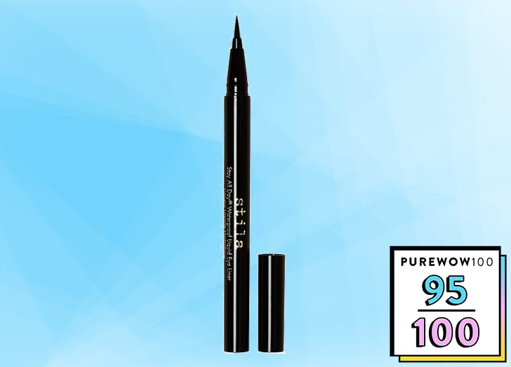 Ive Tried All the Eyeliners, But Stilas Stay All Day Waterproof Liquid Eyeliner Is Hands Down the Best, No Question