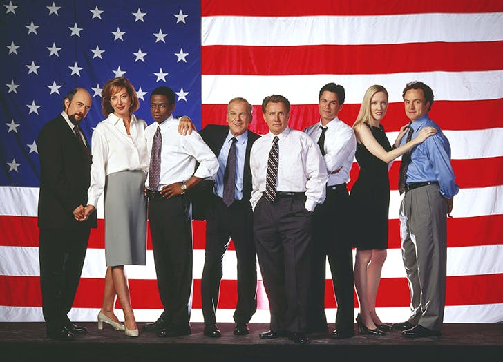A 'West Wing' Reunion Is Coming & No, This Is Not a Drill