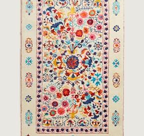 zodiac color palette sagittarius rug