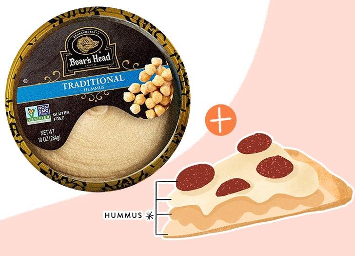Hummus Pairings traditional