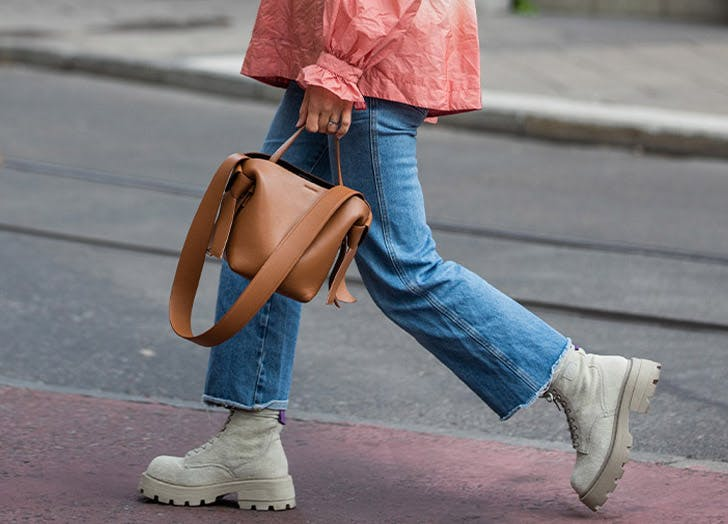 Ways to Style Lace-Up Boots and Booties