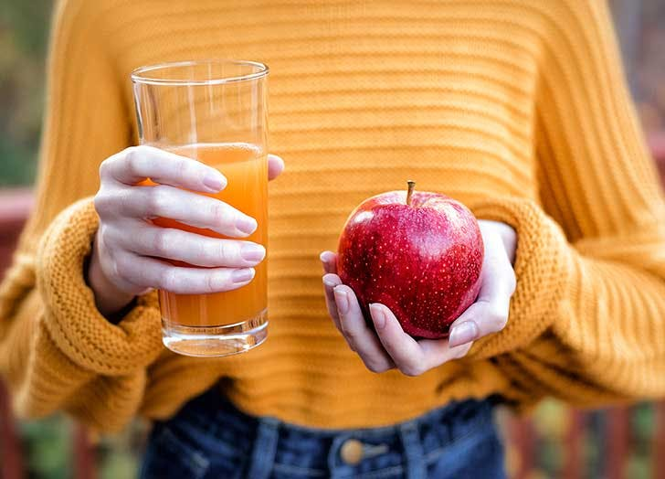 Apple Cider vs. Apple Juice: What's the Difference, Anyway?