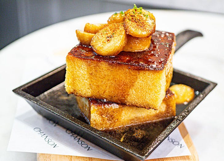 best french toasts nyc cat