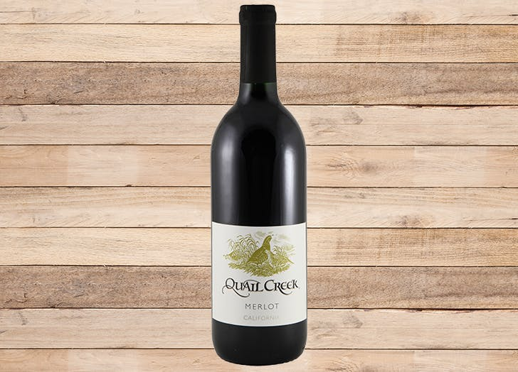 best red wines for cooking quail creek merlot