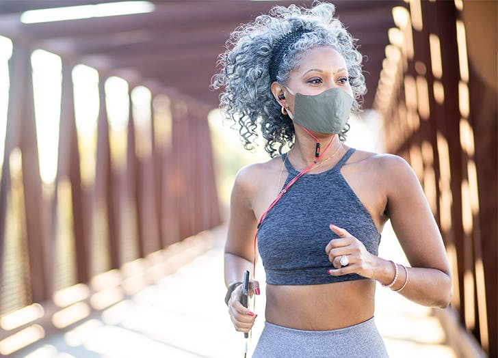 best face masks for working out running 400