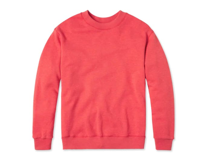 buy these fall sweats now red