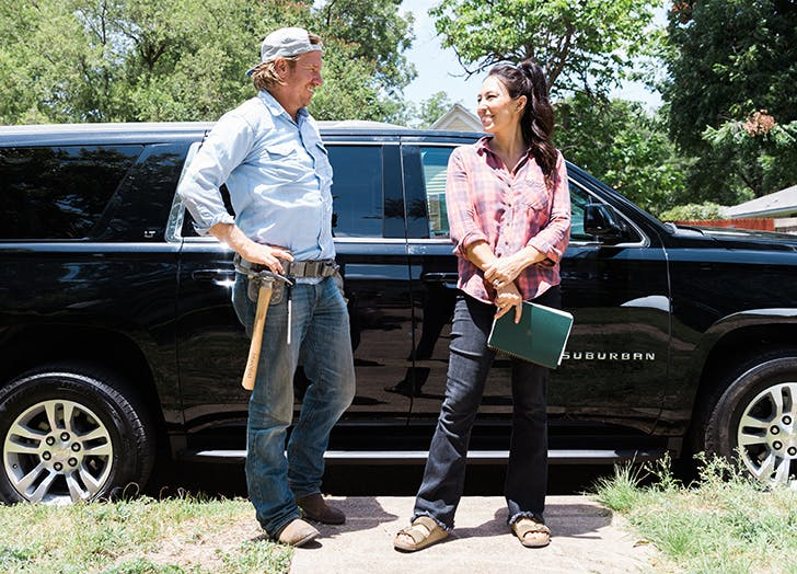 Do They Get to Keep the Furniture in 'Fixer Upper'? We Have Answers