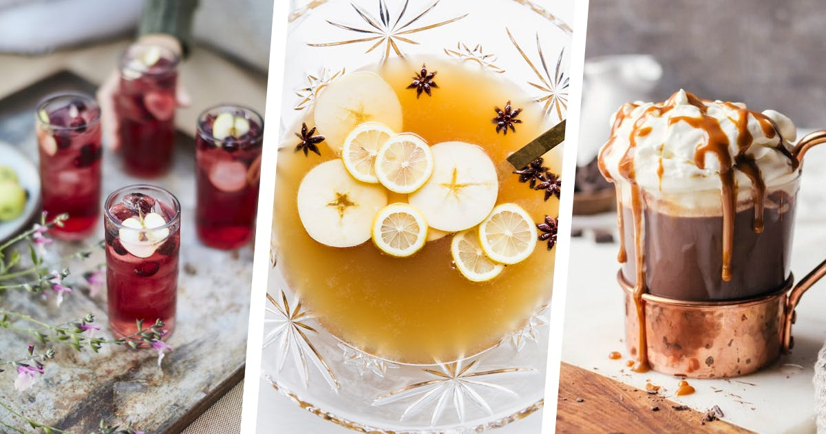 44 Fall Cocktails That Are Cozy, Refreshing and Oh-So-Seasonal