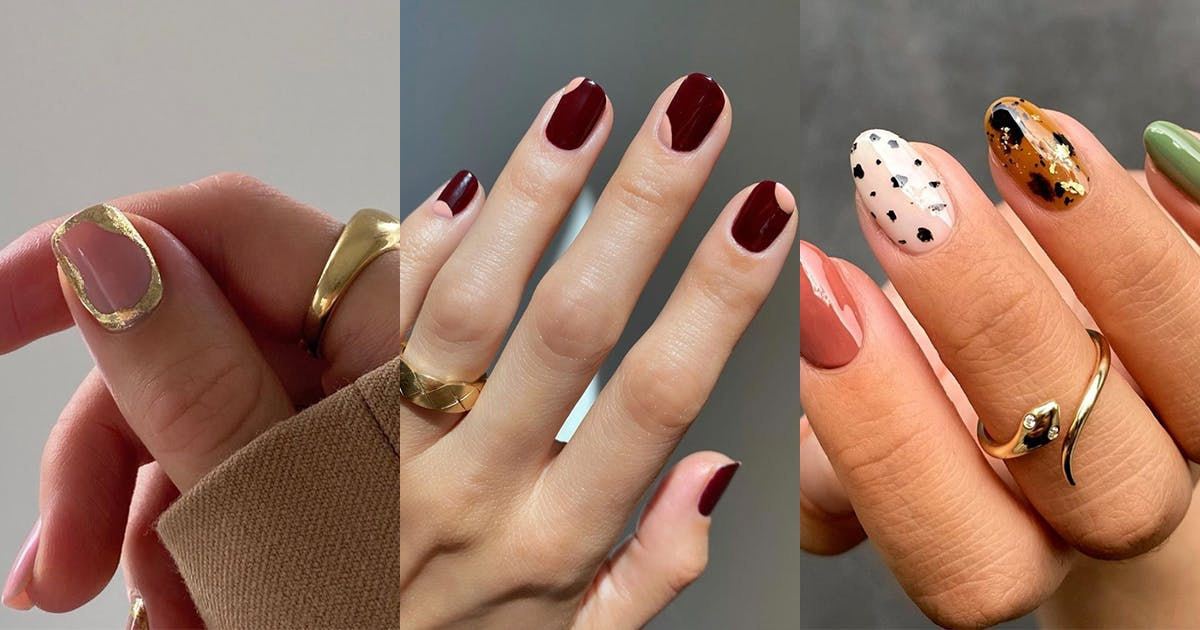 40 New Nail Art Trends to Try This Fall