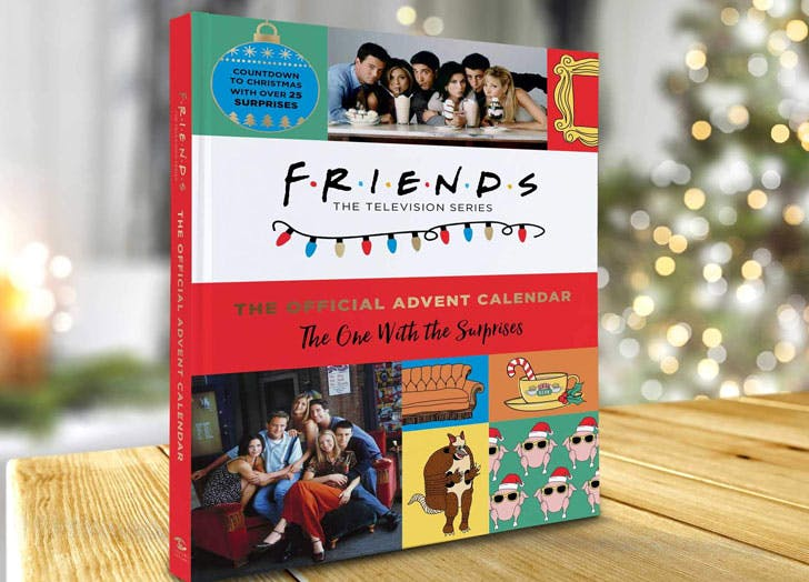 The One Where You Buy This 'Friends' Advent Calendar to Kick Off Your Holiday Season Early
