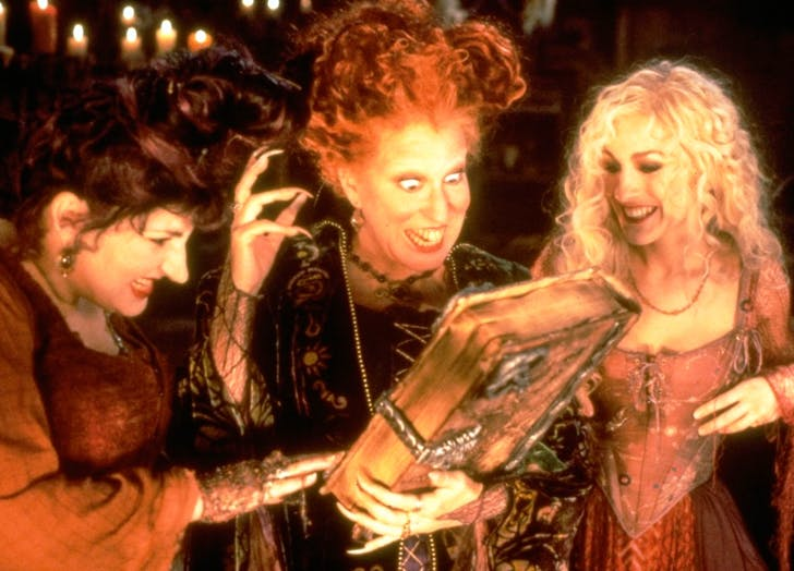 We're Finally Getting a 'Hocus Pocus' Cast Reunion at Bette Midler's Virtual Halloween Gala