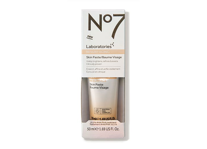 how to exfoliate your face No7 Laboratories Resurfacing Skin Paste