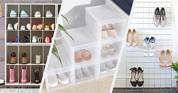 How to Store Shoes: 18 Easy Ways to Organize Your Footwear