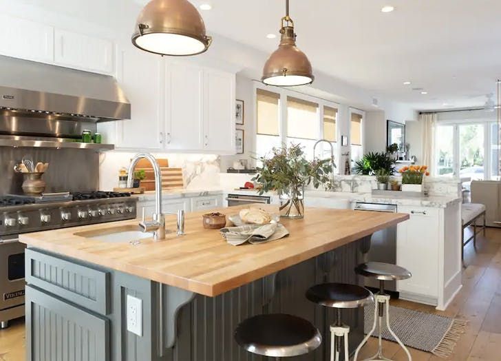 jasmine roth airbnb kitchen