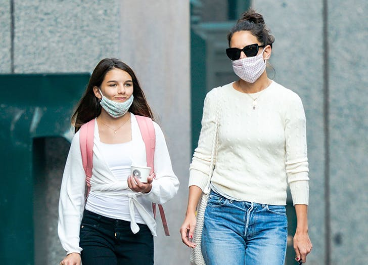Katie Holmes Gets Candid About Her Teenage Daughter Suri in Rare Remarks