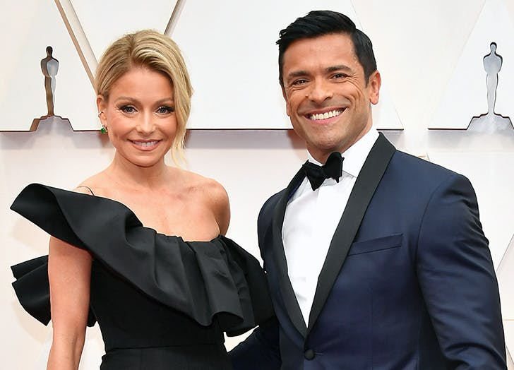Kelly Ripa & Mark Consuelos Team Up with Lifetime to Develop 2 New Movies