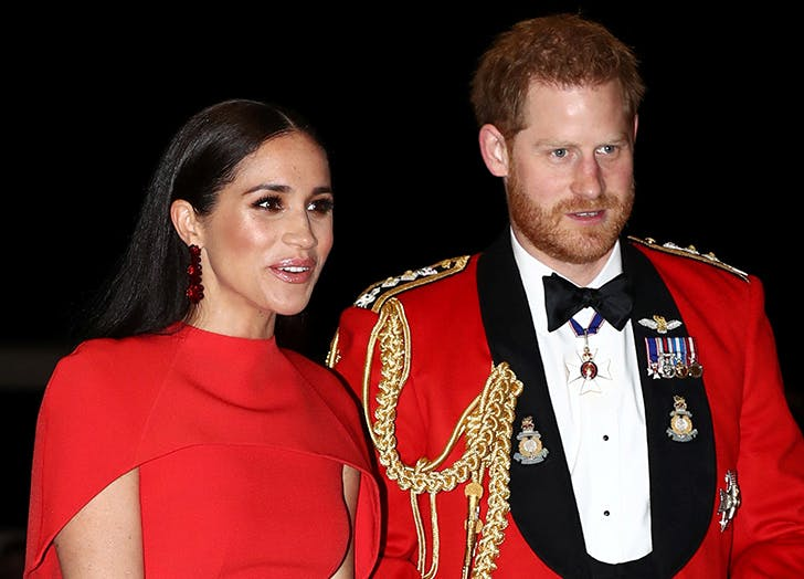 Meghan Markle & Prince Harry Announce Major TV Appearance—But Their Royal Titles Are Noticeably Missing