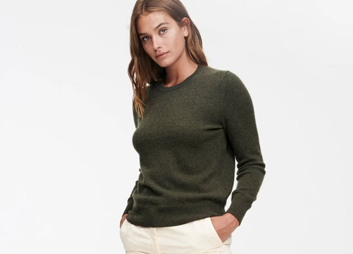 The Best Cashmere Sweaters for Every Body, Budget and Style