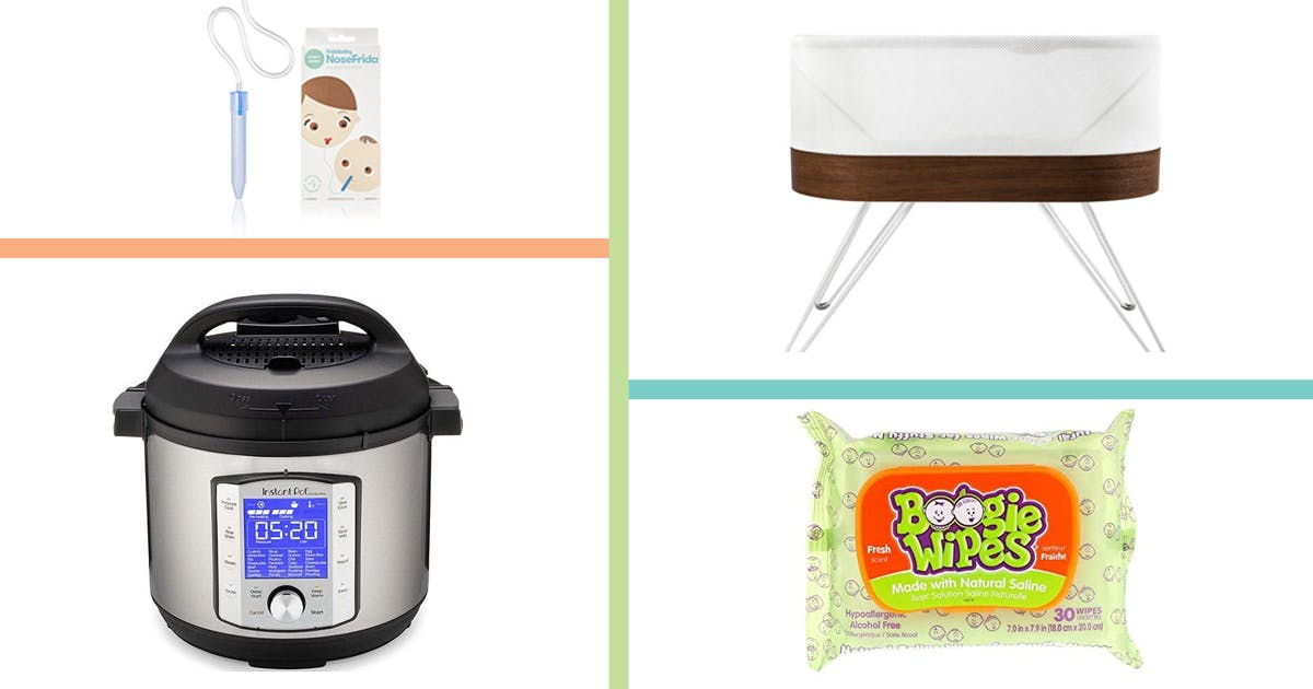 From the Snoo to the Boogie Wipe, These Are the 12 Most Amazing Parenting Innovations from the Last 10 Years