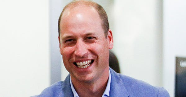 Prince William Just Shared a Super Bizarre Photo on Instagram