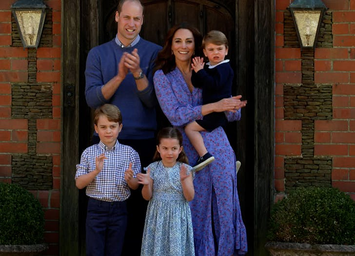 Princess Charlotte & Prince Louis Share the Same Passion for…Demolition (and We Think We Know Who They Got It From)