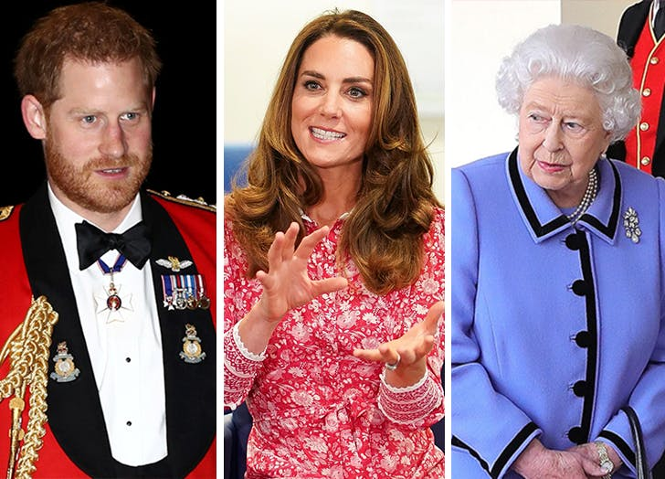 Royal News Roundup: the Queen's Surprising Demotion, Kate's New Fall Look and Meghan & Harry's Major TV Appearance