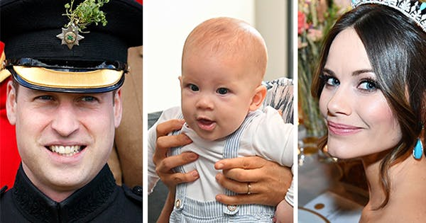 Royal News Roundup: Queen Elizabeth's Protocol Breach, Royal Twins(!) & Princess Sofia's Take on Meghan Markle