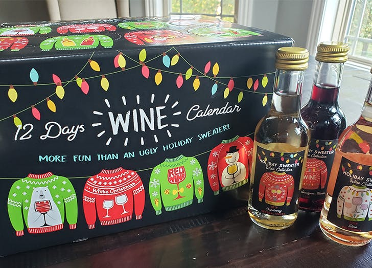 Sam's Club Is Selling a Wine Advent Calendar—and It's Way Cheaper Than You'd Expect