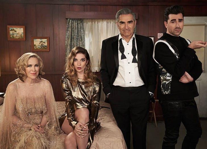 'Schitt's Creek' Just Set a Pretty Impressive Record at Tonight's Emmy Awards
